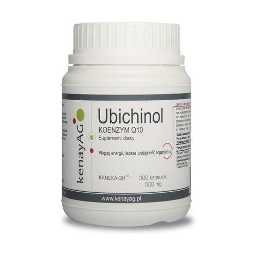 Kenay Ubichinol Koenzym Q10 50mg 300kaps - suplement diety