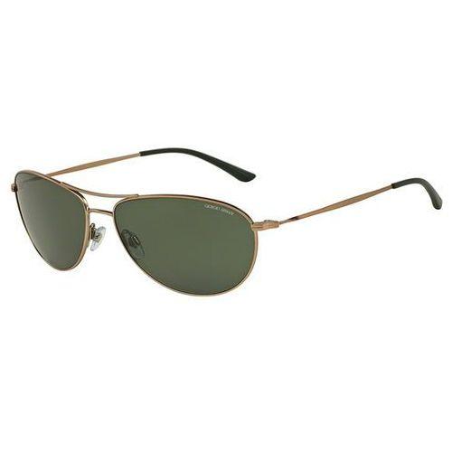 Okulary Słoneczne Giorgio Armani AR6024 300431, kolor żółty
