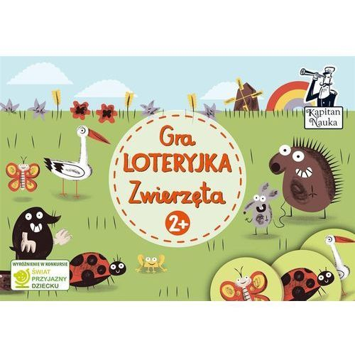 Gra Loteryjka Zwierzęta 2+, Edgard