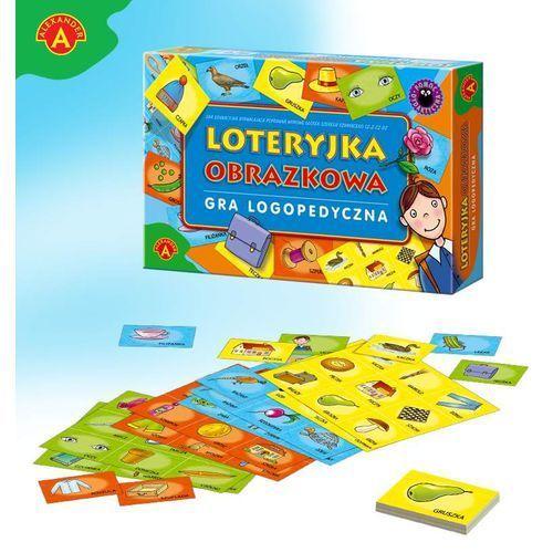Loteryjka obrazkowa marki Praca zbiorowa