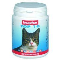 top 10 witaminy dla kota 180 tabletek marki Beaphar