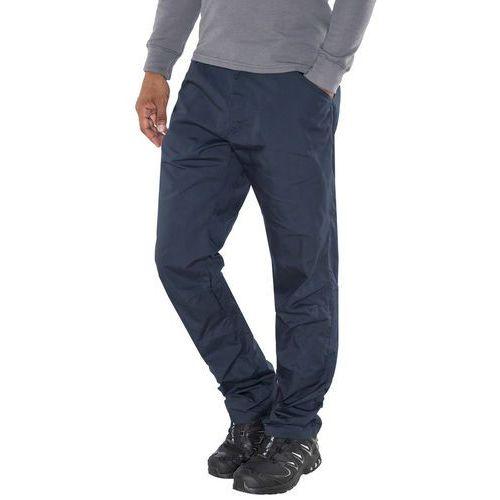Fjällräven high coast spodnie długie mężczyźni niebieski 48 2018 spodnie i jeansy