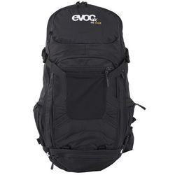 Evoc fr tour backpack 30l, black 2020 plecaki rowerowe
