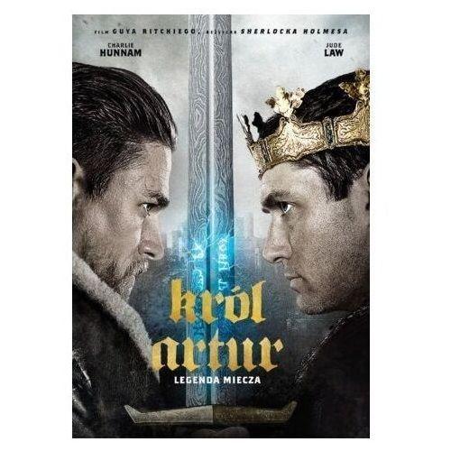 Król Artur: Legenda miecza (Blu-ray) - Guy Ritchie (7321999347062)