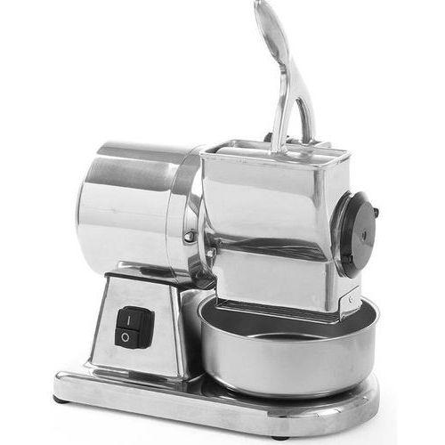 urządzenie do tarcia twardych serów i bułki tartej | 30kg/h | 380w | 280x250x(h)310mm - kod product id marki Hendi