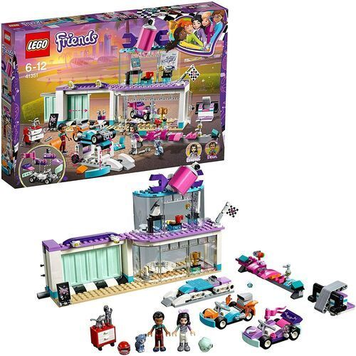 41351 KREATYWNY WARSZTAT (Creative Tuning Shop) KLOCKI LEGO FRIENDS