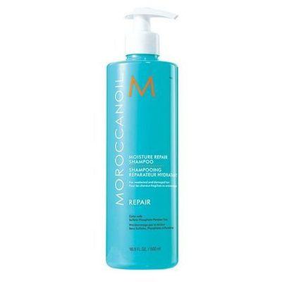 Mycie włosów Moroccanoil