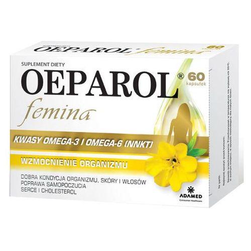 OEPAROL FEMINA 500MG 60 Kapsułek