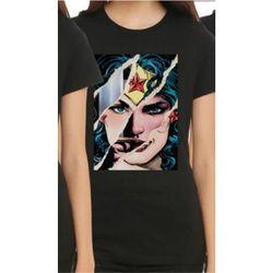 T-shirty damskie Wonder Woman Zuzulla