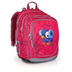 Plecak szkolny Topgal CHI 739 H - Pink