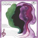 Chopin (CD) - Novi Singers OD 24,99zł DARMOWA DOSTAWA KIOSK RUCHU (5907783422959)