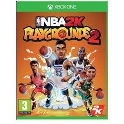 NBA 2K Playgrounds 2 Gra xbox one CENEGA