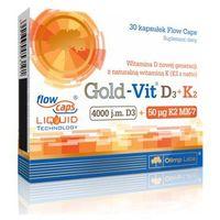 Kapsułki Olimp Gold+Vit D3 4000IU + K2 50ug 30 kaps.