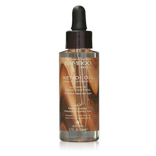 Bamboo smooth kendi oil pure treatment oil pielęgnujący olejek do włosów 50ml Alterna