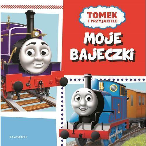 Moje bajeczki Tomek i przyjaciele (128 str.)