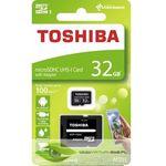 Toshiba Karta pamięci z adapterem microsdxc 32gb class 10 thn-m203k0320ea (4047999410959)
