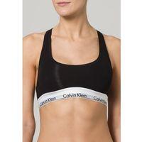 Calvin Klein Underwear MODERN COTTON Biustonosz bustier black z kategorii bielizna sportowa damska