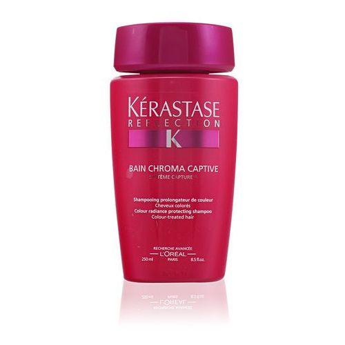 Reflection bain chroma captive, kąpiel rozświetlająca, chroniąca kolor włosów farbowanych, 250ml Kerastase