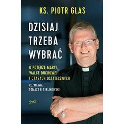 Książki religijne  PIOTR GLAS