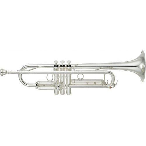 Yamaha ytr 4335 gs ii trąbka bb, posrebrzana (z futerałem)