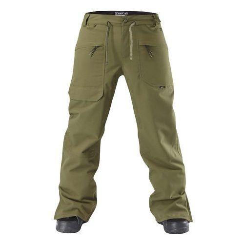 Spodnie - howard olive (1143) rozmiar: xl marki Westbeach
