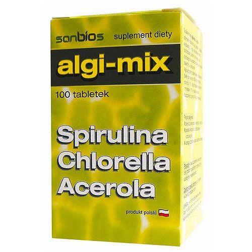 Tabletki Algi Mix 100 tabl