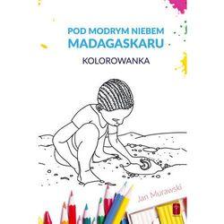 Pod modrym niebem madagaskaru - kolorowanka marki Wydawnictwo pomoc