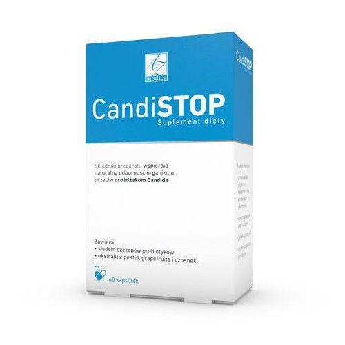 Candistop x 60 kapsułek A-z medica