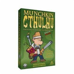 Gra Munchkin Cthulhu + PREZENT do zakupów za min.30 zł., 125944