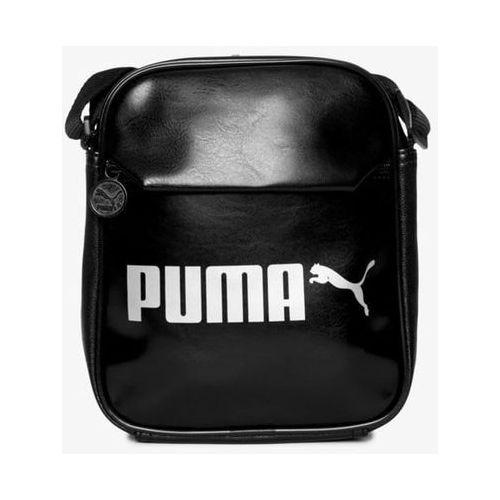6f1604095c219 CAMPUS REPORTER Torba na ramię peach beigemetallic (Puma) - sklep ...