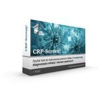 Lab. home poland Test crp-screen - test z krwi