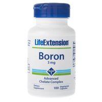 Kapsułki Life Extension Bor 3 mg - 100 kapsułek