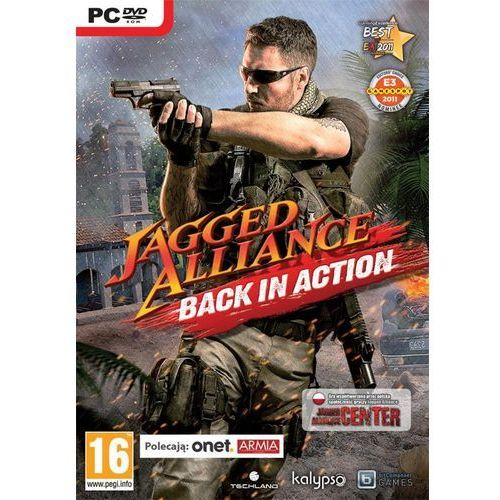 Jagged Alliance Back in Action (PC)
