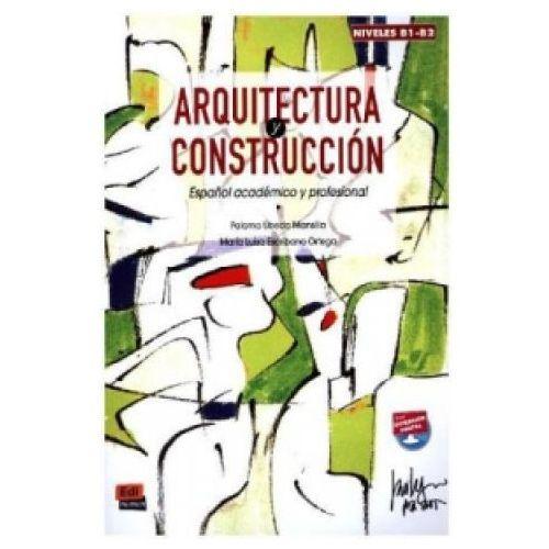 Arquitectura y construccion podręcznik poziom B1 - B2 (110 str.)