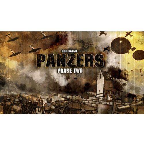 Codename Panzers, Phase Two - K00248- Zamów do 16:00, wysyłka kurierem tego samego dnia!