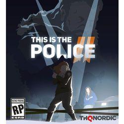 This is the police 2 - k01199- zamów do 16:00, wysyłka kurierem tego samego dnia! marki Nordic games