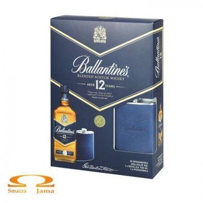 Piersiówki George Ballantine & Son Ltd. SmaczaJama.pl