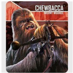 Galakta Star wars: imperium atakuje - chewbacca, wierny wookie