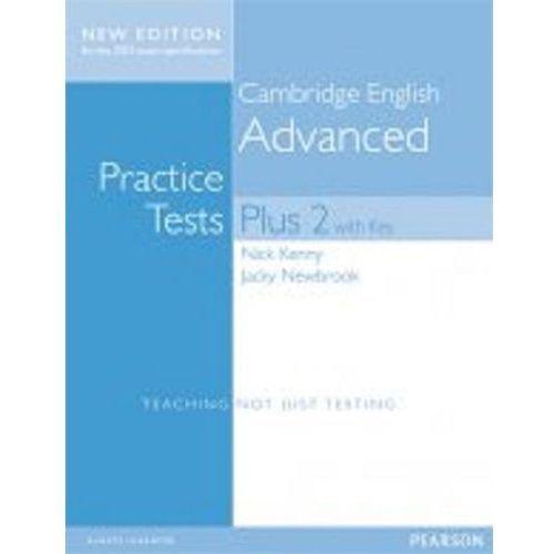 Practice Tests Plus Advanced 2. Podręcznik z Kluczem + CD (9781447966203)