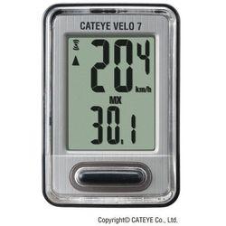 Licznik rowerowy Cateye Velo 7 CC-VL 520