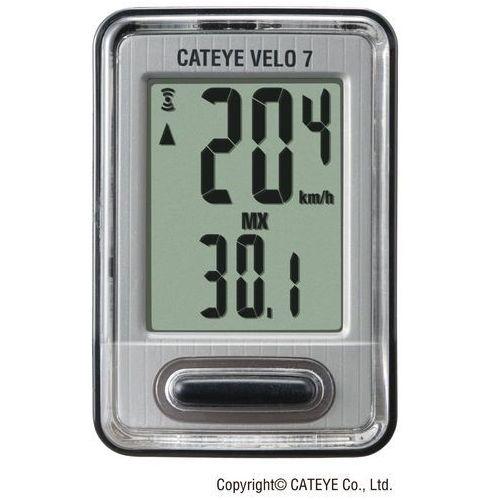 Licznik rowerowy Cateye Velo 7 CC-VL 520 (4990173023929)