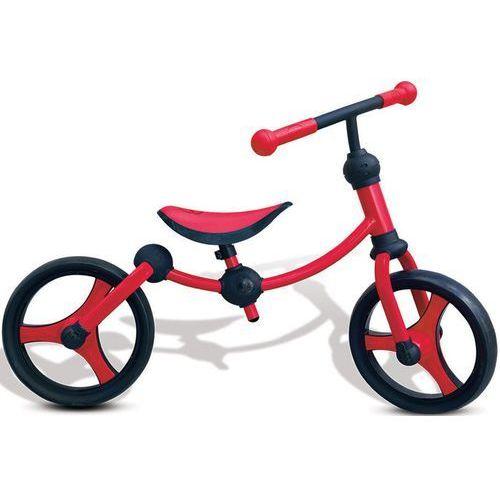 Rowerek biegowy czarno-czerwony + darmowy transport! marki Smart trike
