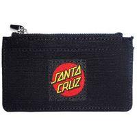 portfel SANTA CRUZ - Access Wallet Black (BLACK) rozmiar: OS