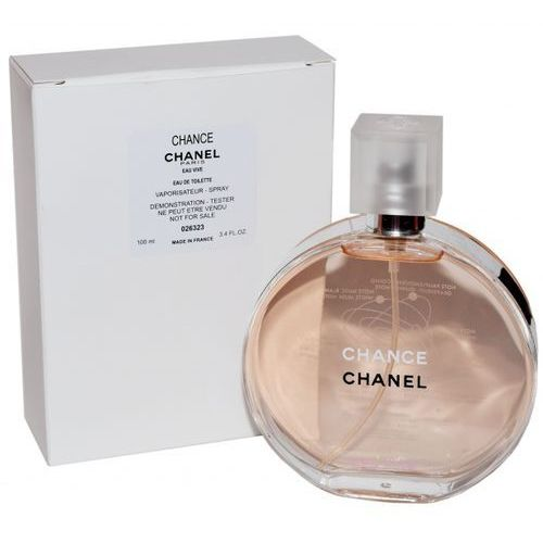 Chanel Chance Eau Vive, Woda toaletowa – Tester, 100ml