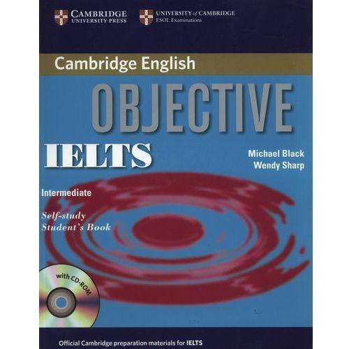 Objective IELTS, Intermediate, Self-study Student's Book (podręcznik) with CD-ROM (9780521608855)