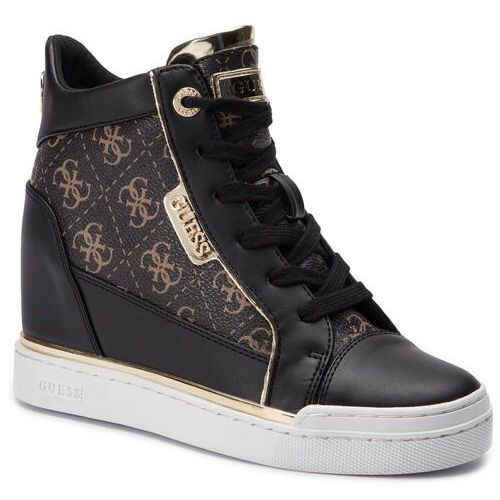 Sneakersy GUESS Marlyn3 FL7MAR FAM12 BLACK emodi.pl moda