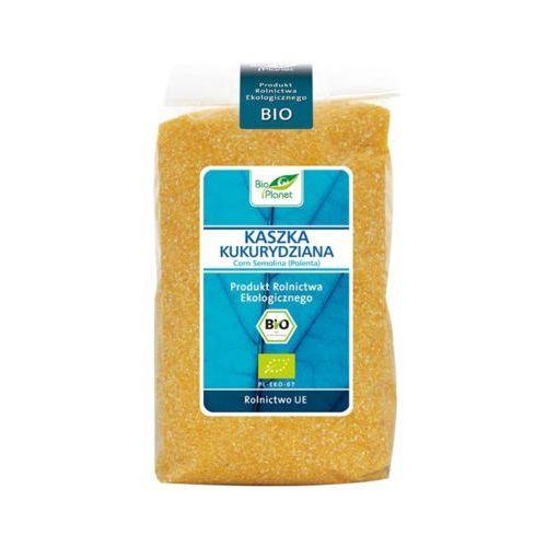 500g kaszka kukurydziana bio Bio planet