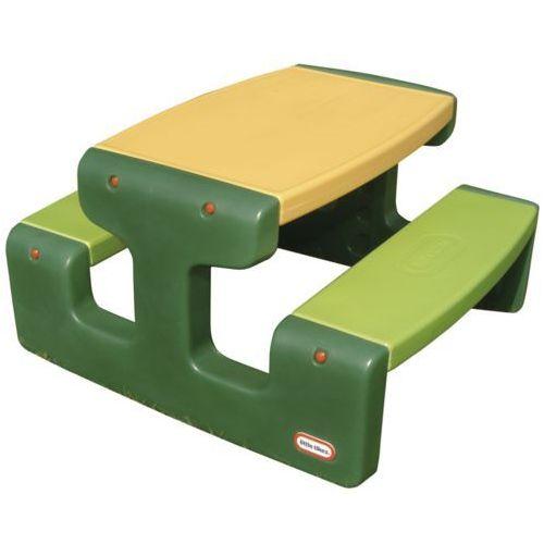 Duży stół piknikowy Zieleń (466A00060)