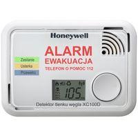 Honeywell detektor tlenku węgla xc100d-cs