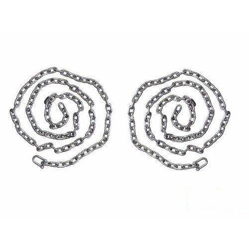 Zestaw łańcuchów jednopunktowych ze stali nierdzewnej 5mm - 1,8m marki Just fun